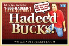 Hadeed Bucks