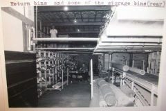 Storage space at Historic Mercer Rug Cleaning, Virginia