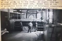 Historic Mercer Rug Cleaning workers, Virginia